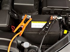 Jump Start Car - Roadside Assistance